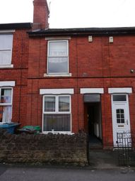 Thumbnail 3 bed terraced house to rent in Hartley Road, Nottingham