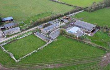 Thumbnail Land for sale in Pysgodlyn Barns, Broughton, Cowbridge, Vale Of Glamorgan