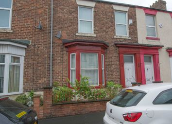Thumbnail 3 bed terraced house to rent in Westbourne Road, Sunderland