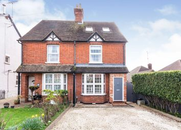 Thumbnail 3 bed semi-detached house for sale in Matthewsgreen Road, Wokingham