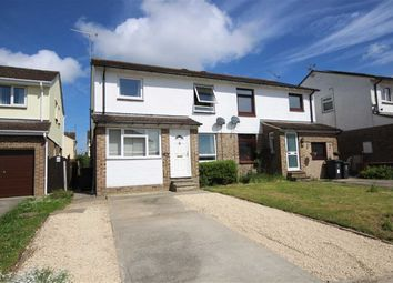 Thumbnail 4 bed semi-detached house for sale in Lambert Close, Swindon, Wilts
