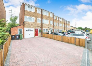 Thumbnail 4 bed town house for sale in Jardine Way, Dunstable