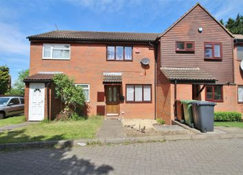 Thumbnail 2 bed terraced house for sale in Fox Close, Elstree, Borehamwood