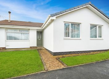Thumbnail 3 bed detached bungalow for sale in Bryngwyn Close, Borth