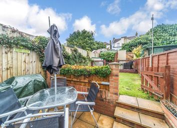 Thumbnail 4 bed terraced house for sale in Gordon Road, Strood, Kent