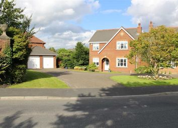 Thumbnail 4 bed detached house for sale in Kingsley Road, Cottam, Preston