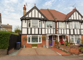 St. Georges Road, Broadstairs CT10. 4 bed semi-detached house