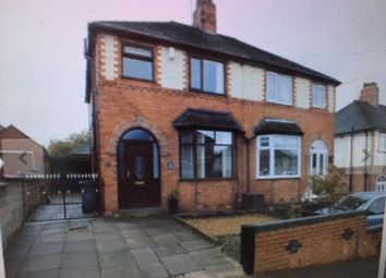 Thumbnail 3 bed semi-detached house for sale in Stross Avenue, Little Chell, Stoke-On-Trent