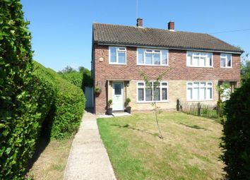 Thumbnail 3 bed semi-detached house for sale in Millbank Avenue, Ongar, Essex