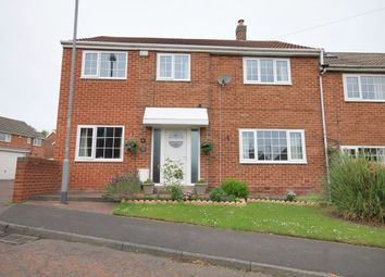 Thumbnail 4 bed semi-detached house for sale in Myrtles, Chester Le Street