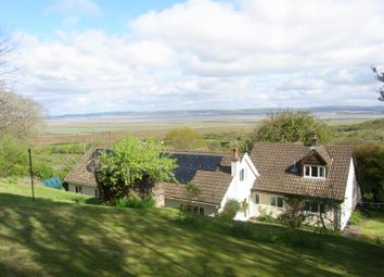 Thumbnail 6 bed detached house for sale in Woodlands & Woodlands Cottage, The Common, Llanrhidian, Gower, Swansea