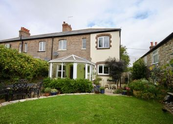 Thumbnail 3 bed end terrace house for sale in Church Lane, Charminster, Dorchester