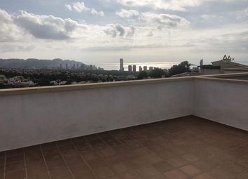 Thumbnail 3 bed semi-detached house for sale in 03509 Finestrat, Alicante, Spain