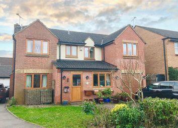 Thumbnail 5 bed detached house for sale in Hazel Copse, Chippenham, Wiltshire