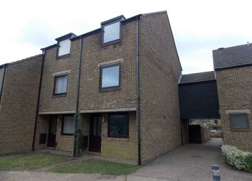 Thumbnail 4 bedroom town house to rent in Bazes Shaw, New Ash Green, Longfield