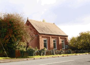 Thumbnail Detached house for sale in Hopley Road, Anslow, Burton-On-Trent