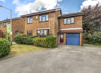 Thumbnail 5 bed detached house to rent in Crecy Close, Wokingham, Berkshire