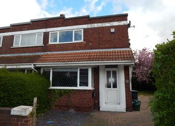 Thumbnail 3 bed semi-detached house for sale in Norman Crescent, Doncaster