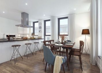 Thumbnail 2 bed flat for sale in Creek Road, Greenwich