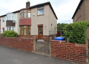 Thumbnail 3 bed semi-detached house to rent in Hollybank Avenue, Sheffield