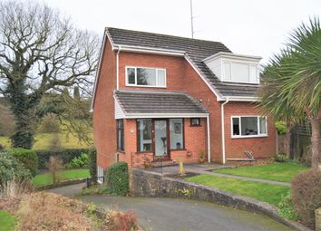 Thumbnail 3 bed detached house for sale in Himley Road, Gornal Wood