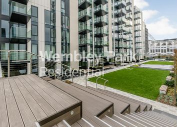 Thumbnail 2 bed flat to rent in Elvin Gardens, Wembley