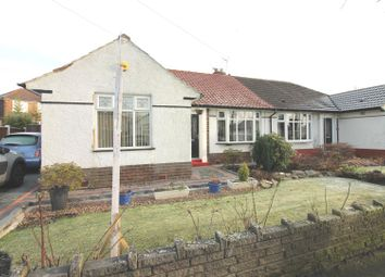 Thumbnail 3 bed semi-detached bungalow for sale in Kingston Drive, Urmston, Manchester