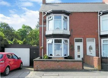 Thumbnail 3 bedroom end terrace house for sale in Raby Gardens, Shildon, Durham
