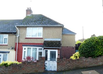 Thumbnail 3 bed end terrace house for sale in Kings Road, Dover, Kent