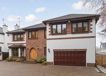 Thumbnail 5 bed detached house for sale in Erskine Road, Whitecraigs, East Renfrewshire