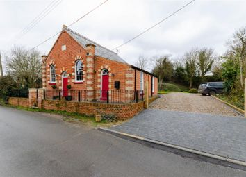 Thumbnail 3 bed detached house for sale in Chapel Road, Southrepps, Norwich