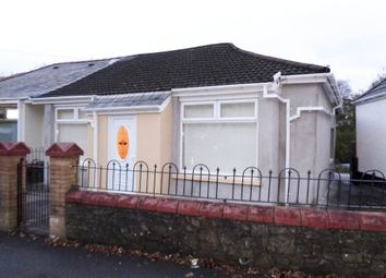 Thumbnail 2 bed semi-detached bungalow for sale in Princess Louise Road, Llwynypia, Tonypandy
