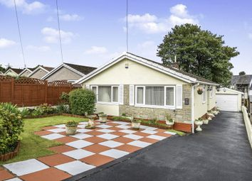 Thumbnail 3 bed detached bungalow for sale in Heol Dal Y Coppa, Llansamlet, Swansea