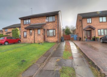Thumbnail 2 bed semi-detached house for sale in Hillfoot, Houston, Renfrewshire