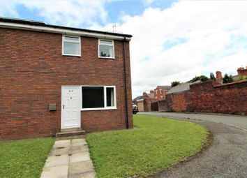 Thumbnail 2 bed end terrace house for sale in Primrose Way, Wrexham
