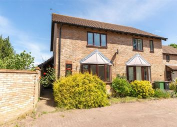 Thumbnail 3 bed semi-detached house for sale in Stonebanks, Walton-On-Thames, Surrey