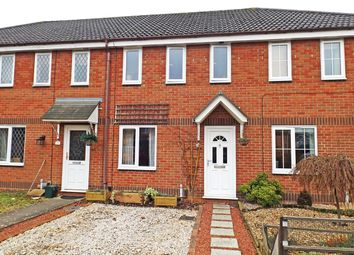 Thumbnail 2 bedroom terraced house for sale in Bill Todd Way, Taverham, Norwich