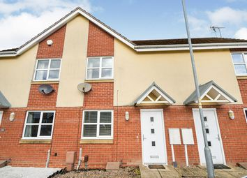 2 bed terraced house for sale in Dunkirk Road, Lincoln, Lincolnshire LN1