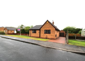 Thumbnail 2 bed bungalow for sale in Anston Drive, South Elmsall, Pontefract, West Yorkshire