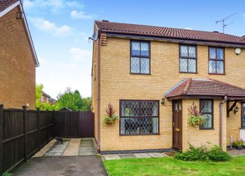 3 bed semi-detached house for sale in Somerfield Way, Leicester Forest East LE3
