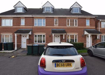 Thumbnail 3 bed terraced house to rent in Gilquart Way, Parkside, Coventry