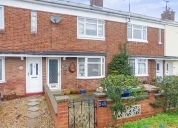 Thumbnail 3 bedroom terraced house for sale in Norwood Road, March