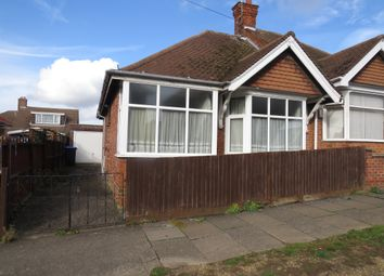 Thumbnail 2 bed semi-detached bungalow for sale in Norton Road, Kingsthorpe, Northampton
