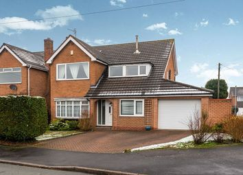 Thumbnail 3 bedroom detached house for sale in Barn Common, Woodseaves, Stafford