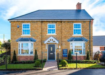 "Thumbnail 4 bed detached house for sale in ""Eden"" at Bush Heath Lane, Harbury, Leamington Spa"