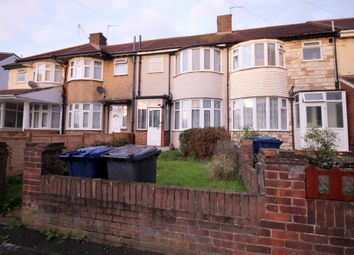 2 bed terraced house for sale in Ascot Gardens, Southall UB1