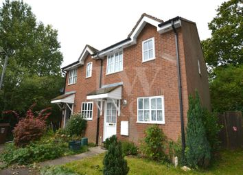 Thumbnail 2 bed terraced house to rent in Tovey Close, London Colney, St.Albans