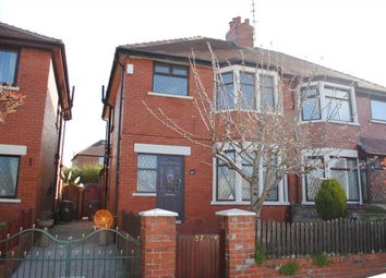 Thumbnail 3 bed semi-detached house to rent in Lakeway, Blackpool
