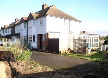 Thumbnail 3 bed semi-detached house to rent in Westcar Lane, Hersham, Walton-On-Thames