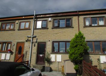 Thumbnail 3 bed terraced house for sale in 7 Brook Gardens, Meltham, Holmfirth